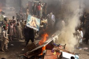 Pakistan A Living Hell for Christians. But Takes Foreign Aid From Christian Countries.