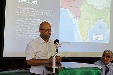 Adil Baloch, the Vice President of Baloch Republican Party Germany