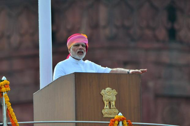 Prime Minister Narendra Modi's reference to Balochistan in his third Independence Day speech