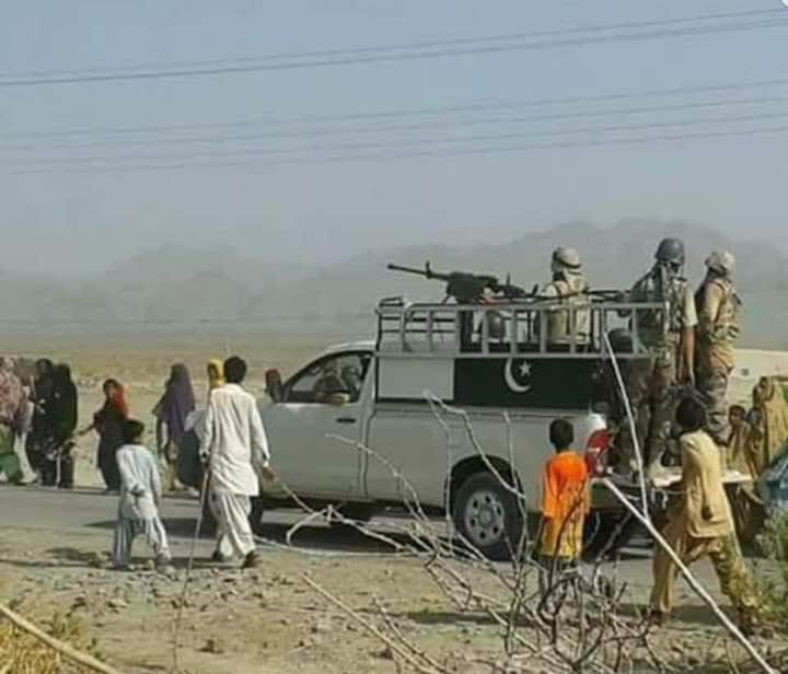 Pakistan Army Generals be Punished for War Crimes: Villages are vacated by Pakistan Army. Exodus of Refugees.