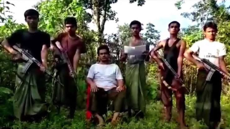 In Asia's largest Terrorist attacks, Bengali Muslim Islamic Terrorists known as Rohingya Killed hundreds of Buddhists and Hindus in Myanmar