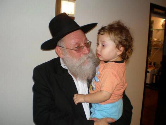 Young Moshe Holtzberg who was saved by his Indian Nanny from Pakistani Terrorist attack
