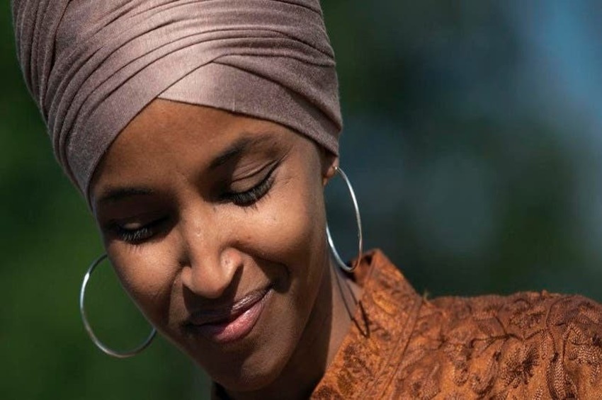 US Rep Ilhan Omar accused of being a foreign agent