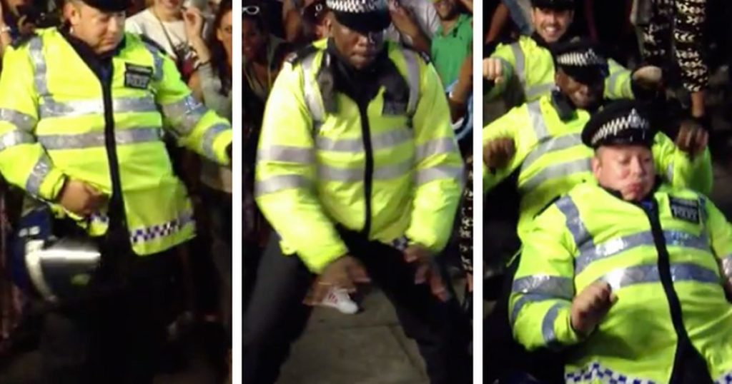 Sadiq Khan responsible for converting Britain as a colony of Pakistan: Police is kept busy in managing different small protests, unarmed Officers dancing and having a good time while whole London is left at the mercy of Pakistani Muslim Criminals
