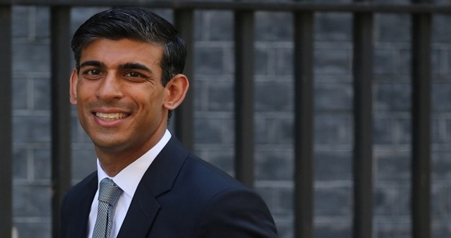 Mr Sunak is seen as a rising star in the Conservatives