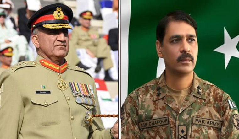 FIR Fired Against Bajwa, Gafoor and others in Brussels