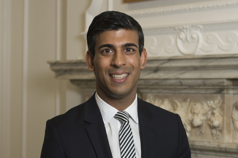 Rishi Sunak takes over the position