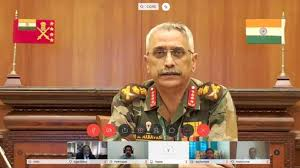 Nepal Surrenders Mt Everest to China And Disputes 40 KM Land With India: Indian Army Chief Gen M M Naravane speaking