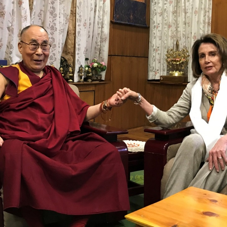 """Will Democrats support bill to recognize Tibet as a """"Separate and Independent Country""""?"""