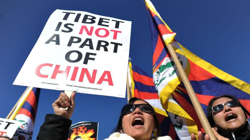 Bill to recognize Tibet as an Independent Country Introduced