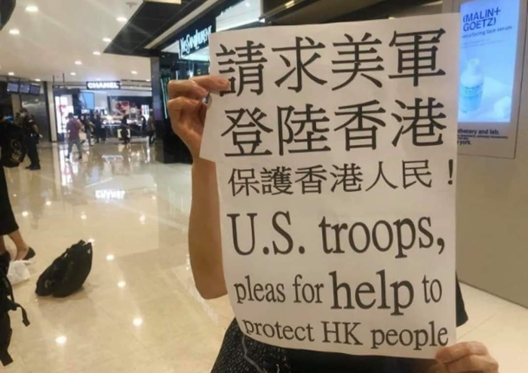 US considering Sanctions on China for Beijing's crackdown on Hong Kong