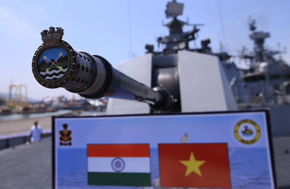 India's Outreach in South China Sea: Strategic Partnership with Vietnam