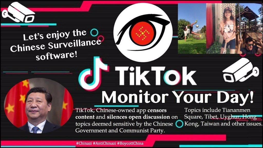 Chinese Army's Secret Intelligence Wing Behind TikTok India Operations