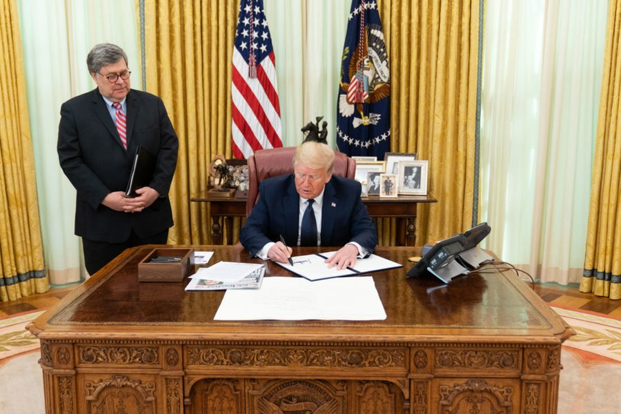 President Trump Signs Executive Order on Preventing Online Censorship