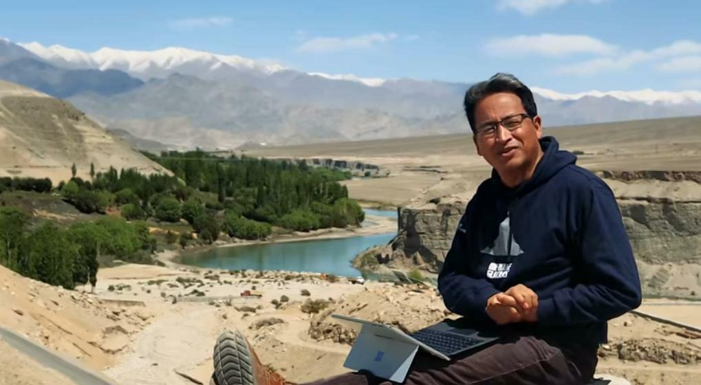 Use Your Wallet Power to stop Chinese Aggression: Sonam Wangchuk