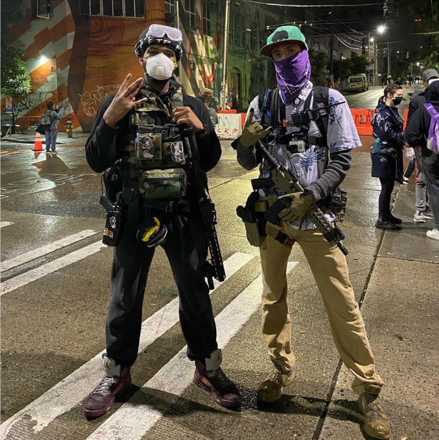 Antifa Terrorists Seized Parts of Seattle and named it as Capital Hill Autonomous Zone