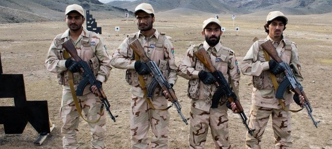 Four Baloch Freedom Fighters Martyr in Karachi Stock Exchange attack
