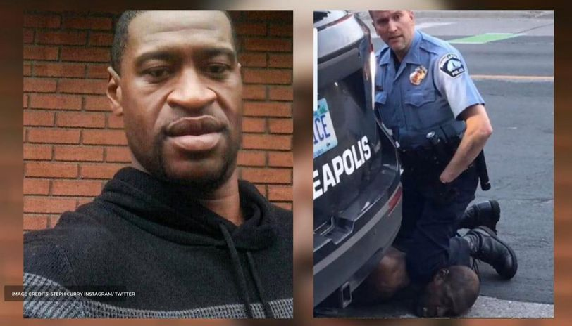 Something is very fishy about the George Floyd Murder by Cops