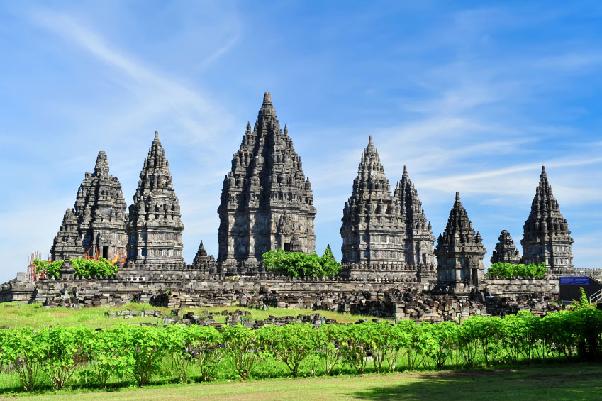 Is Indonesia The Another India?: Prambanan Temple is said to be the largest Hindu temple in Indonesia and one of the biggest in Southeast Asia. Built around the ninth century as a place of worship for Lord Shiva, Hindu God.
