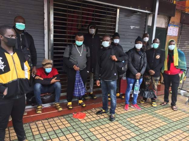 Racism Against Africans in China