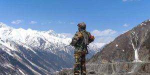 Chinese Aggression at Indian Border Fails - Situation Still Tense