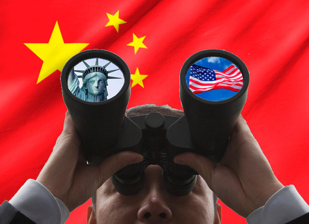 Chinese Industrial Espionage Cases In The USA: The Modus Operandi