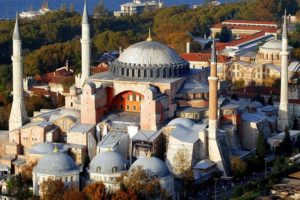 Turkish Hypocrisy: Do To Hagia Sophia, What They Complain To The World