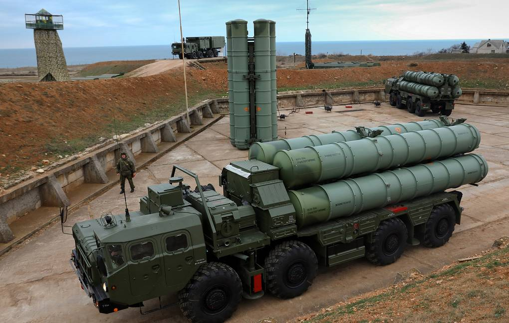 Russian S-400 sold to China