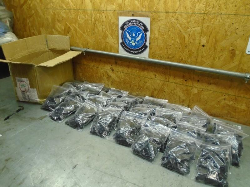 China Caught Red-Handed Smuggling 10,800 Assault Weapons Parts Into Louisville By US Customs