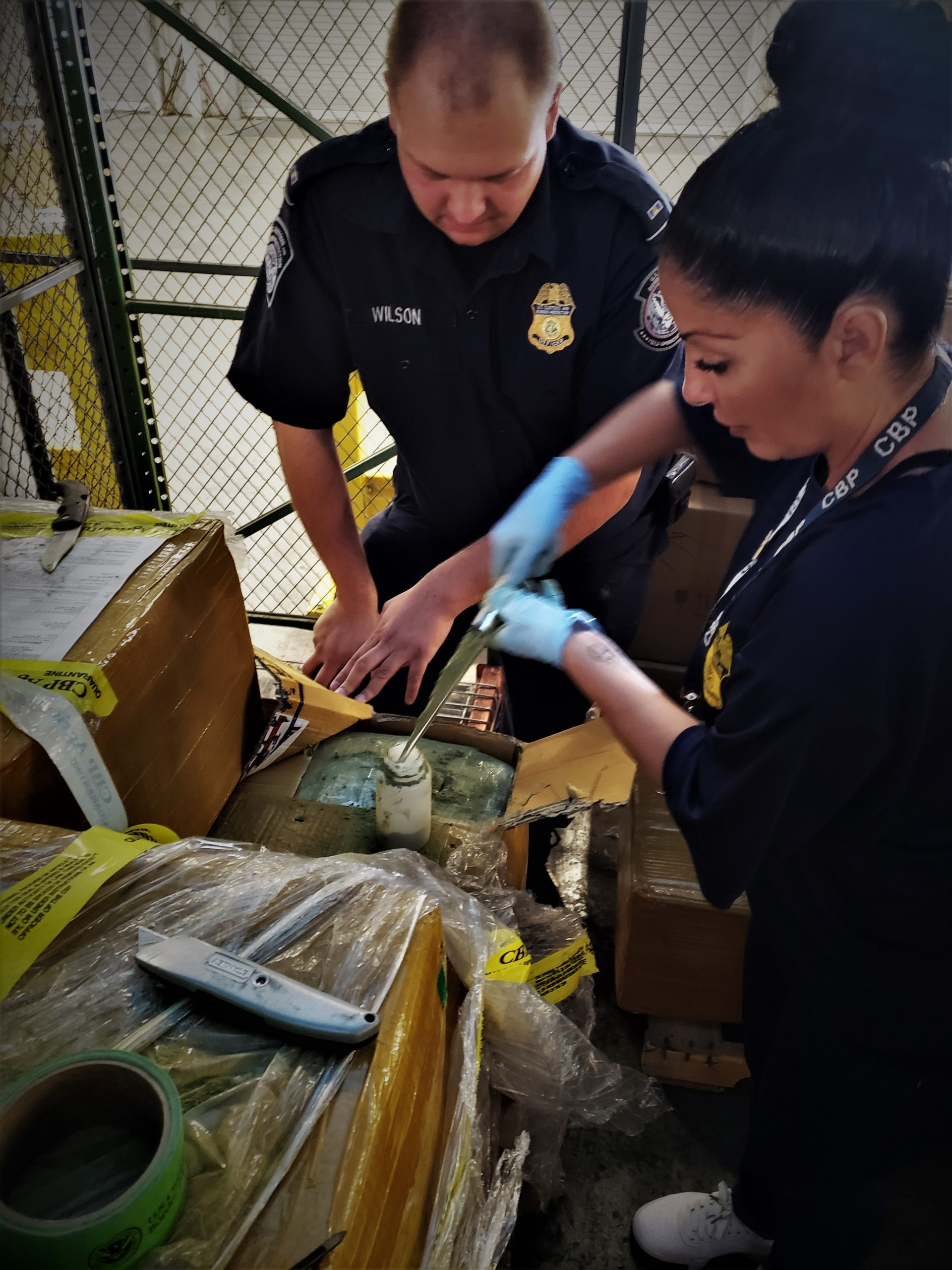 Bio-Weapon smuggling by China has been exposed by the USA. US Customs seizes half ton of Salmonella-Laced Kratom, a group of bacteria that can cause gastrointestinal illness and fever called salmonellosis.