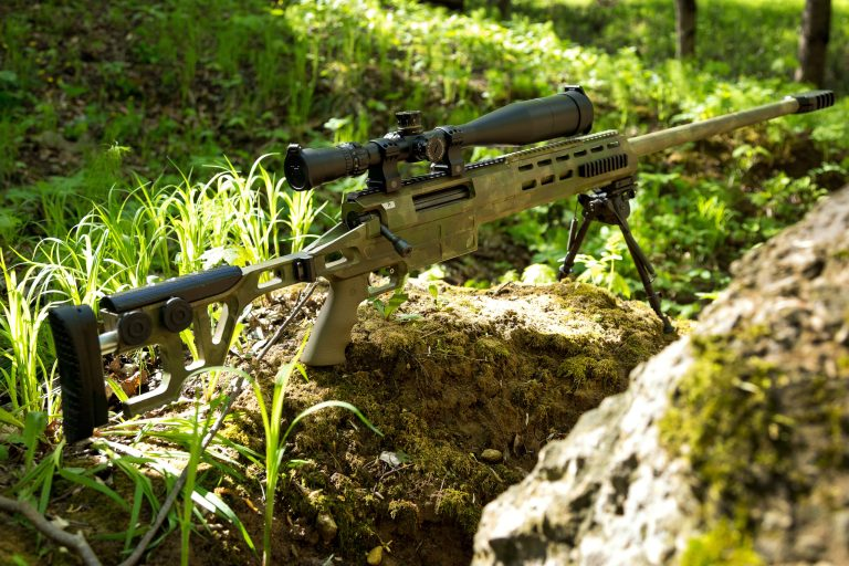 Russia Developing Sniper Rifle: Earlier DXL-4 Sniper Rifle in the same family of DXL-5