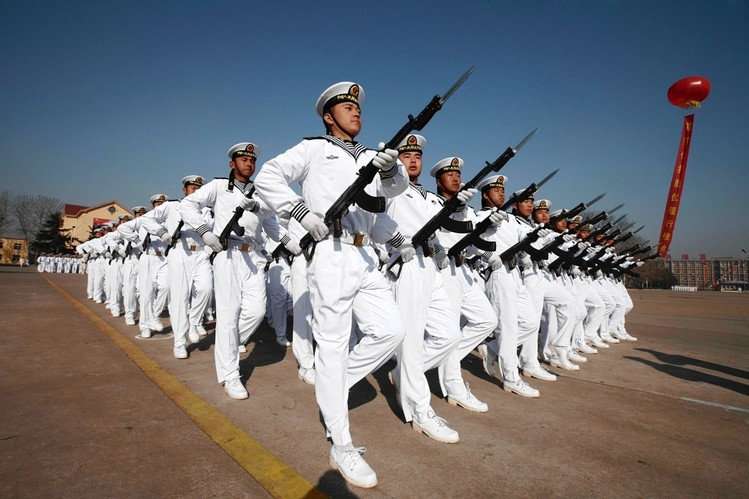 Horrible Surprise Coming : Experts Warn US-China Military Clash Within Six Months. China Cannot Be Allowed To Treat The SCS As Its Maritime Empire. Chinese Navy