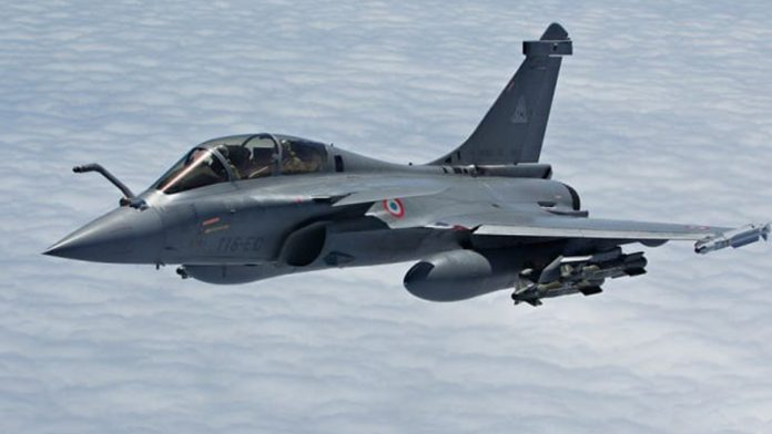 India gets Rafale Fighter Jets