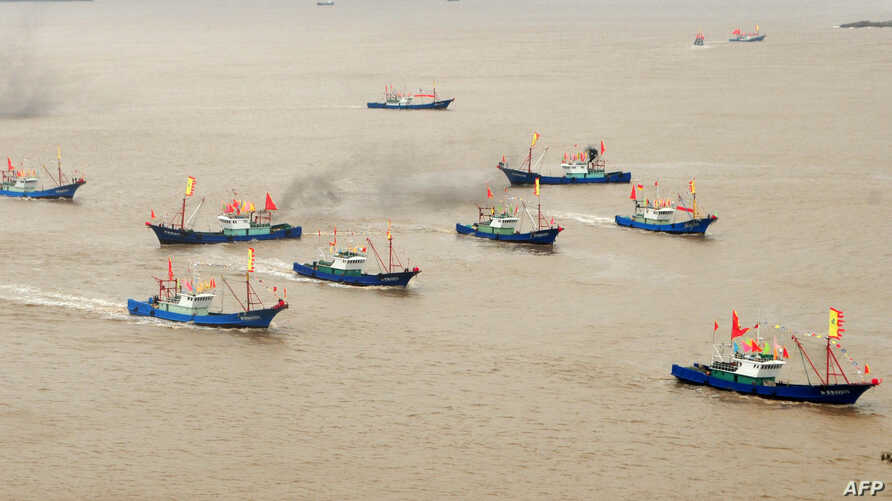 China Stealing Fish Stock Of The World: Flash point of Conflicts