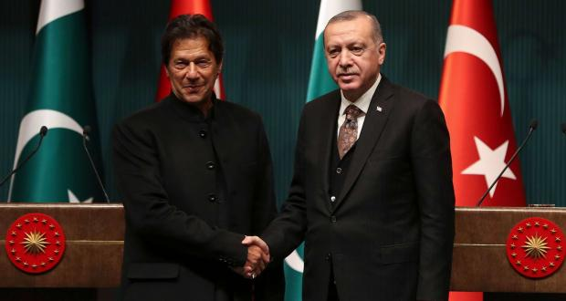 Was the ranting about Kashmir by Erdogan at UNGA an attempt to get closer to Pakistan and Imran Khan to get Nuclear Technology Proliferated?
