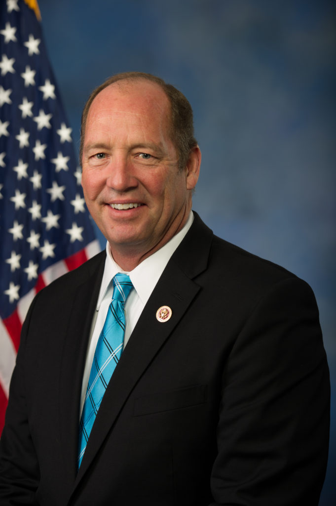 """Horrible Surprise Coming : Rep. Ted Yoho - """"I would predict there will be a clash within the next three to six months."""""""