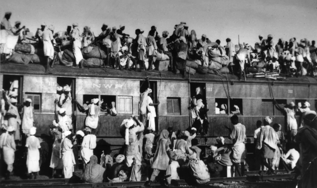 Rapistan Synonym for Pakistan: Radical Islamists abducted Hindu and Sikh women from refugee trains