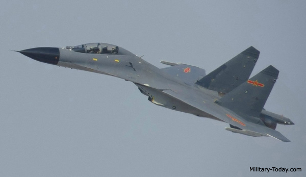 Russia Accused China of Spying and Illegally Copying Russian Military Hardware and Weapons: Chinese J11 Fighter Jet that is based on stolen technology from Russian Su-27 fighter jets