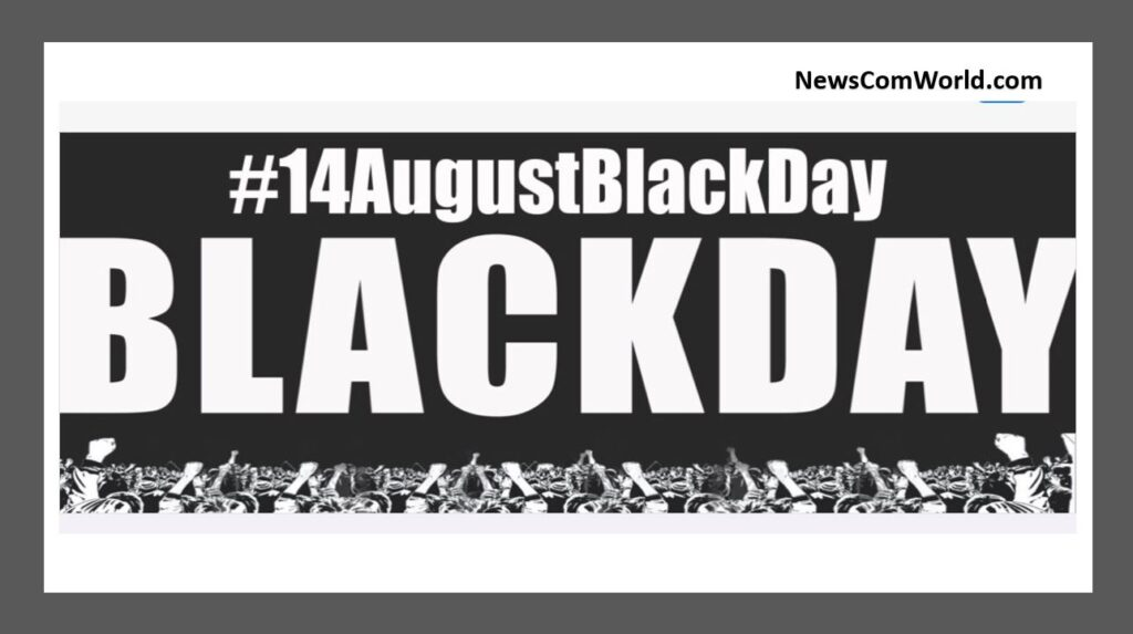 14-August a Black Day for All Baloch, Mohajir, Sindhi, Pashtun, Gilgit-Baltistani