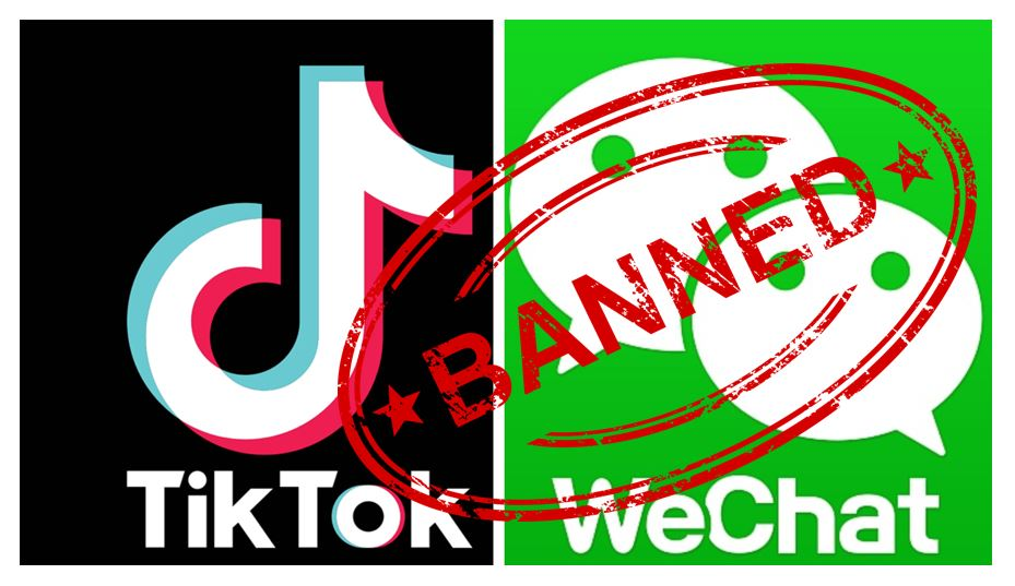 President Trump Bans China's TikTok, WeChat : $100 Billion Loss to China