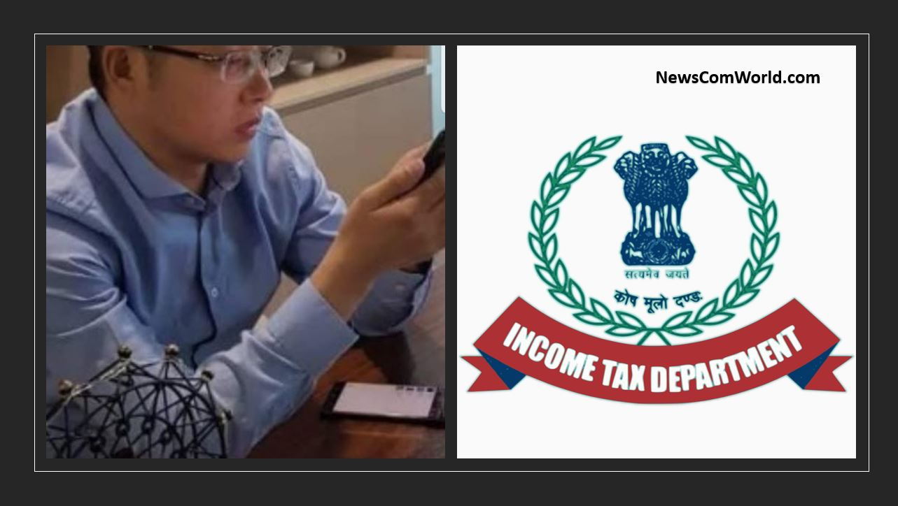 Chinese Caught Red Handed Running Hawala And Money Laundering Racket in Indian Income Tax Department raids