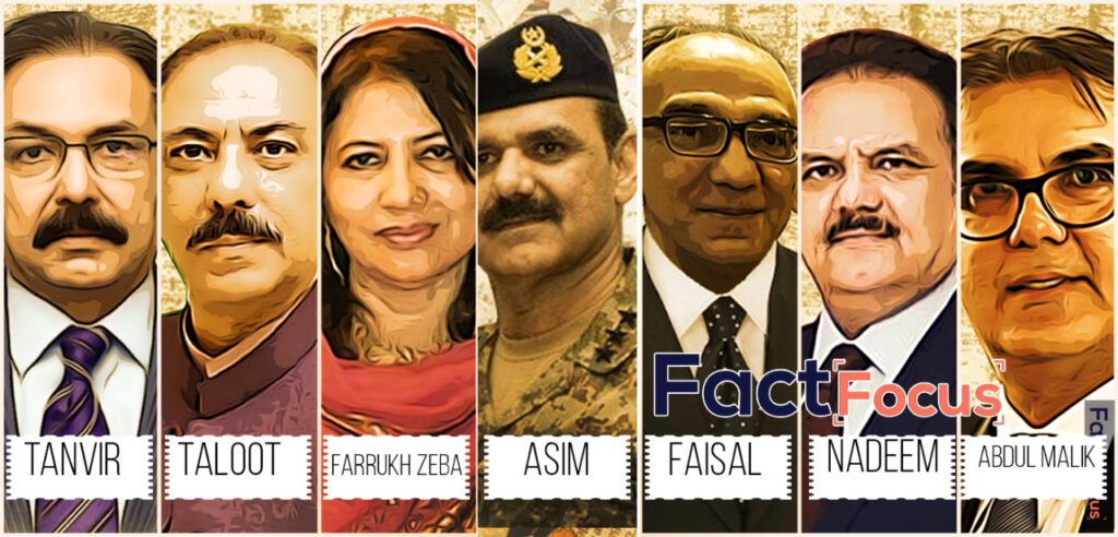 Corrupt Pakistan Army Generals Fatten As Pakistan Starves