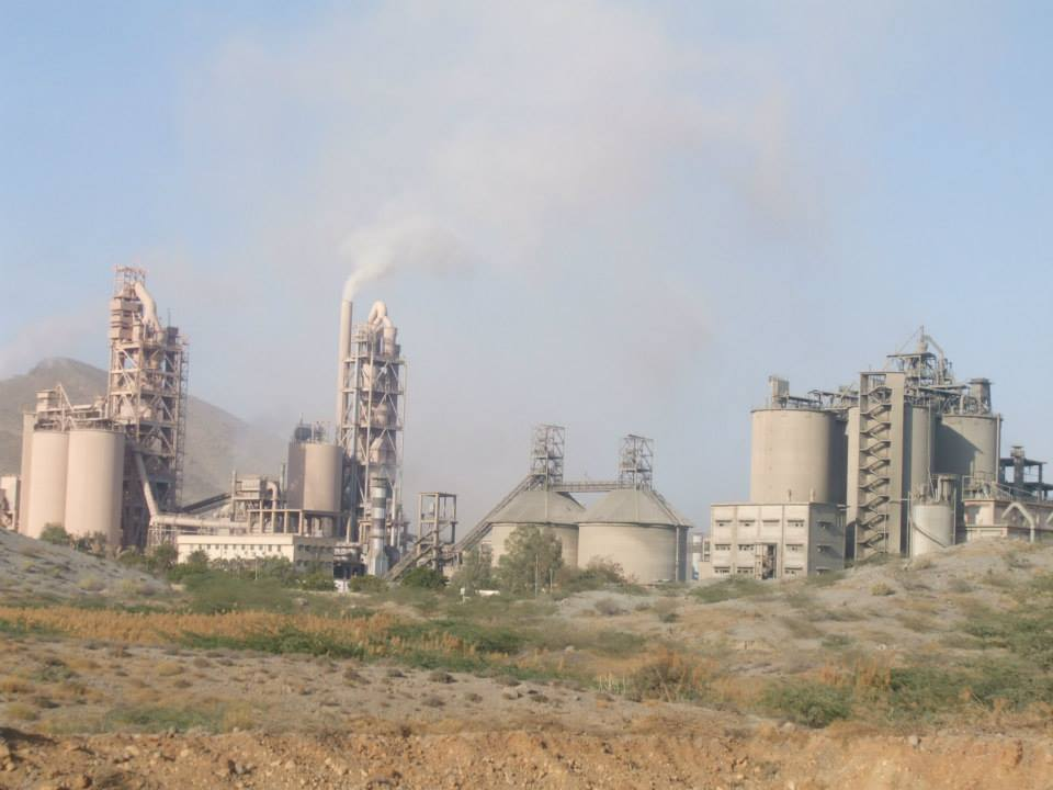 Multiple Blasts and Attacks on Pakistan Army by Baloch Freedom Fighters : Attack on Attock Cement factory in Hub