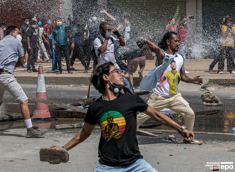 Anti-India Protests funded by China are OK in Nepal but not 1000 years old Celebrations Of Hindu Festivals