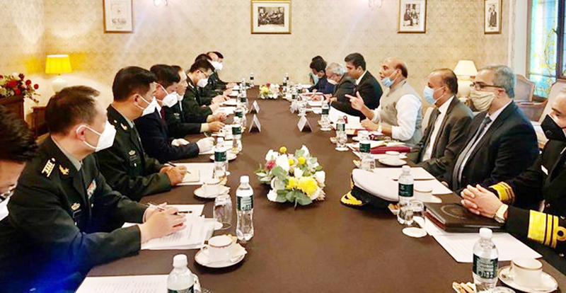 India-China Defence Ministers Meet Inconclusive: China Not Interested in Peace