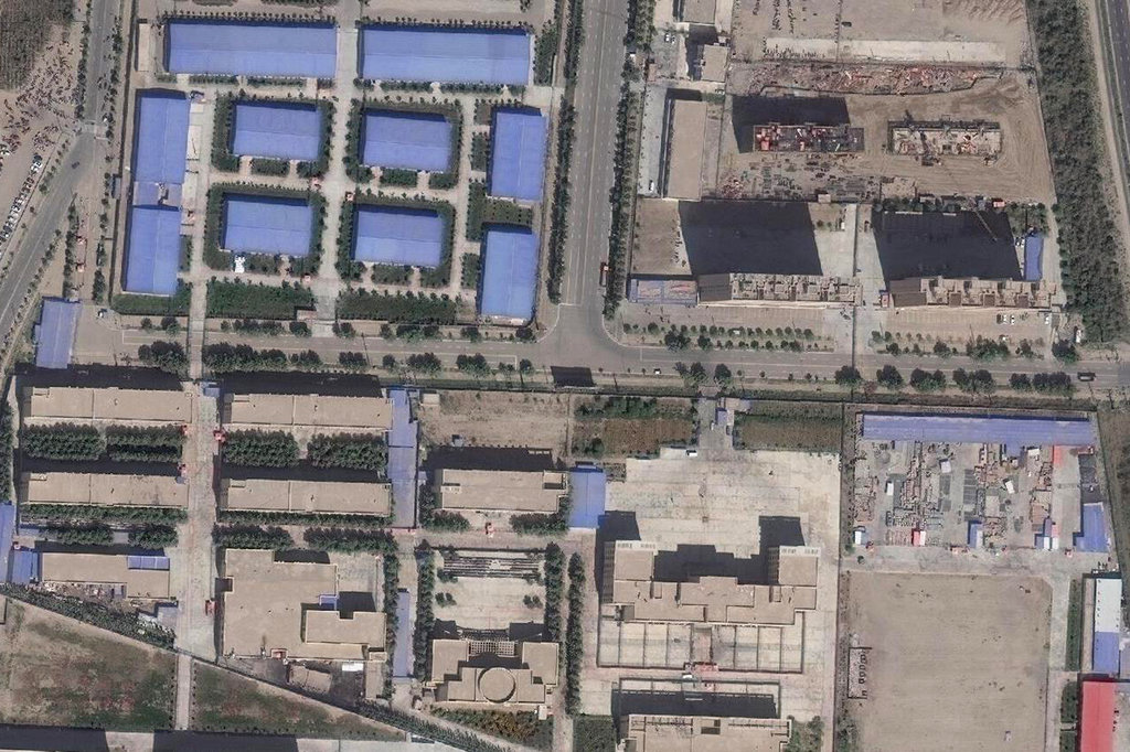 Internment Camps in Xinjiang