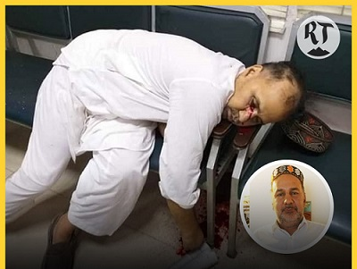 An American, Tahir Naseem, was shot and killed inside a Pakistani courtroom.