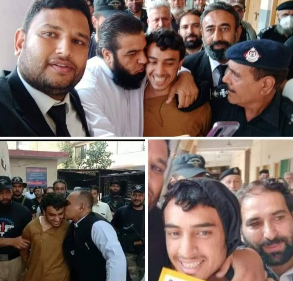 Blasphemy Laws In Pakistan : Murderer of the US Citizen Tahir Naseem being glorified by Pakistani politicians and government officials and being hailed as a hero.