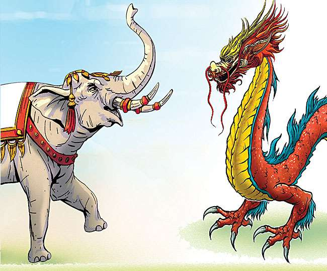 Civilization vs Barbarity : Contrasting world outlook of India and China