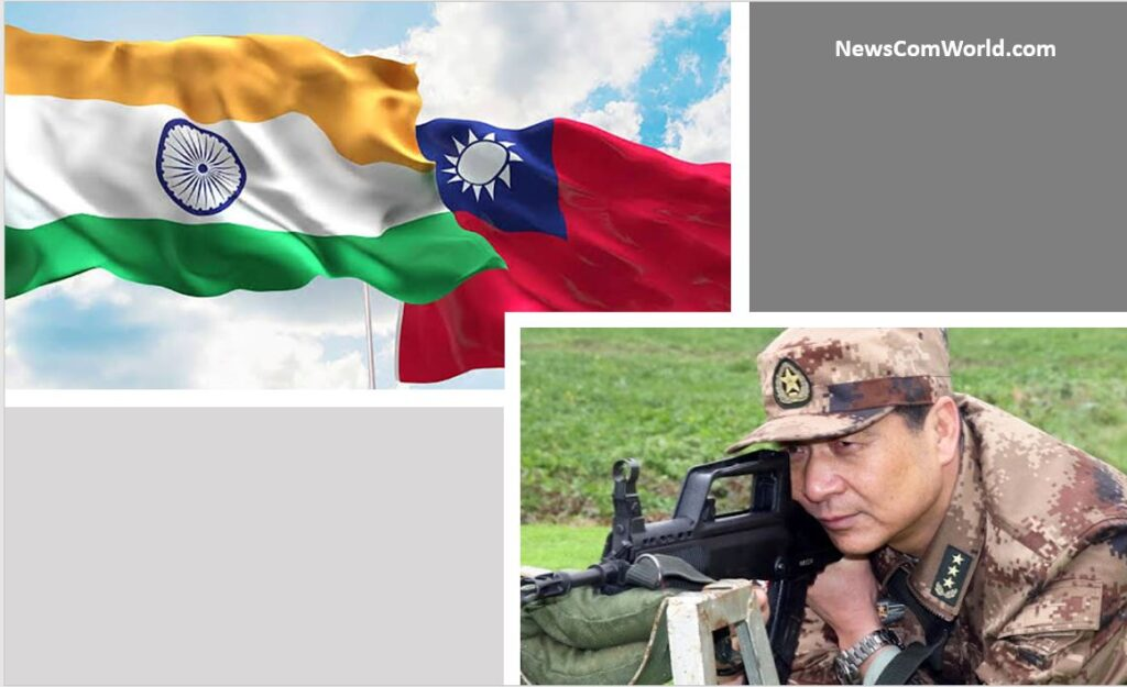 Advance by Inches - A Case Study of Chinese Aggression against India and Taiwan